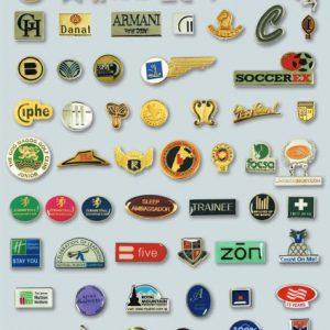 Logo Pin Badge